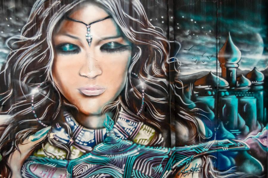 Singapore Street Art