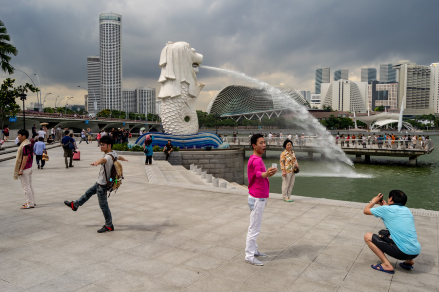 Merlion Madness