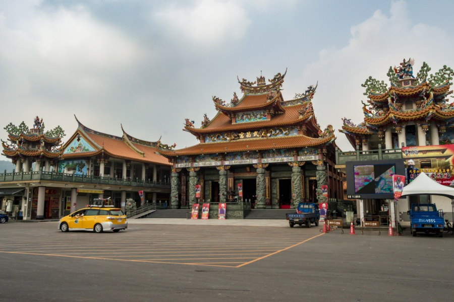 The New Wuchang Temple