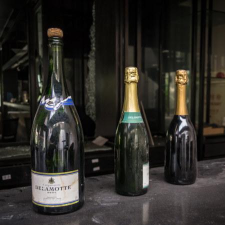 Grace Hill Champagne