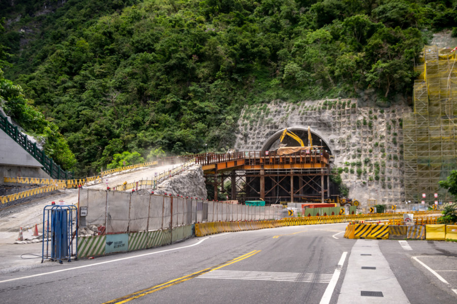 Suhua Highway Improvement Project