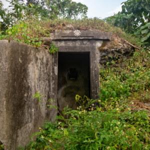 A Hilltop Bunker in Su'ao