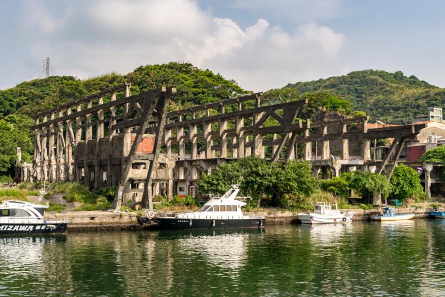 The Former Agenna Shipyard 阿根納造船廠