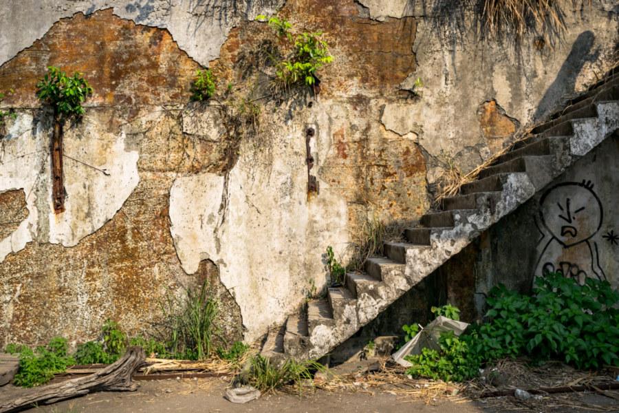 Agenna Shipyard Stairway