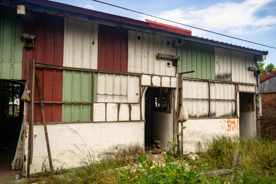 Abandoned Brothel in Hualien