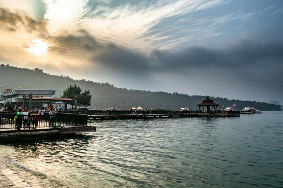 Sundown Over Ita Thao Village