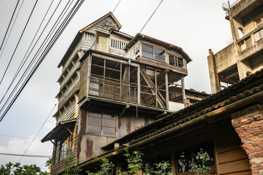 Pigeon Loft in Yuchi
