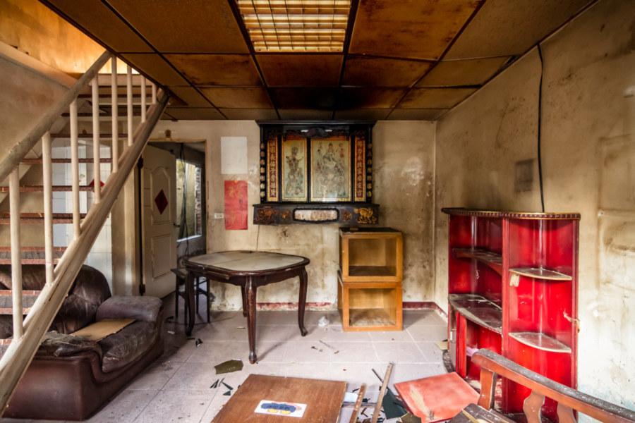 Living Room Shrine