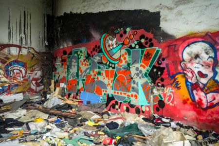 Trash Art in Shulin Factory