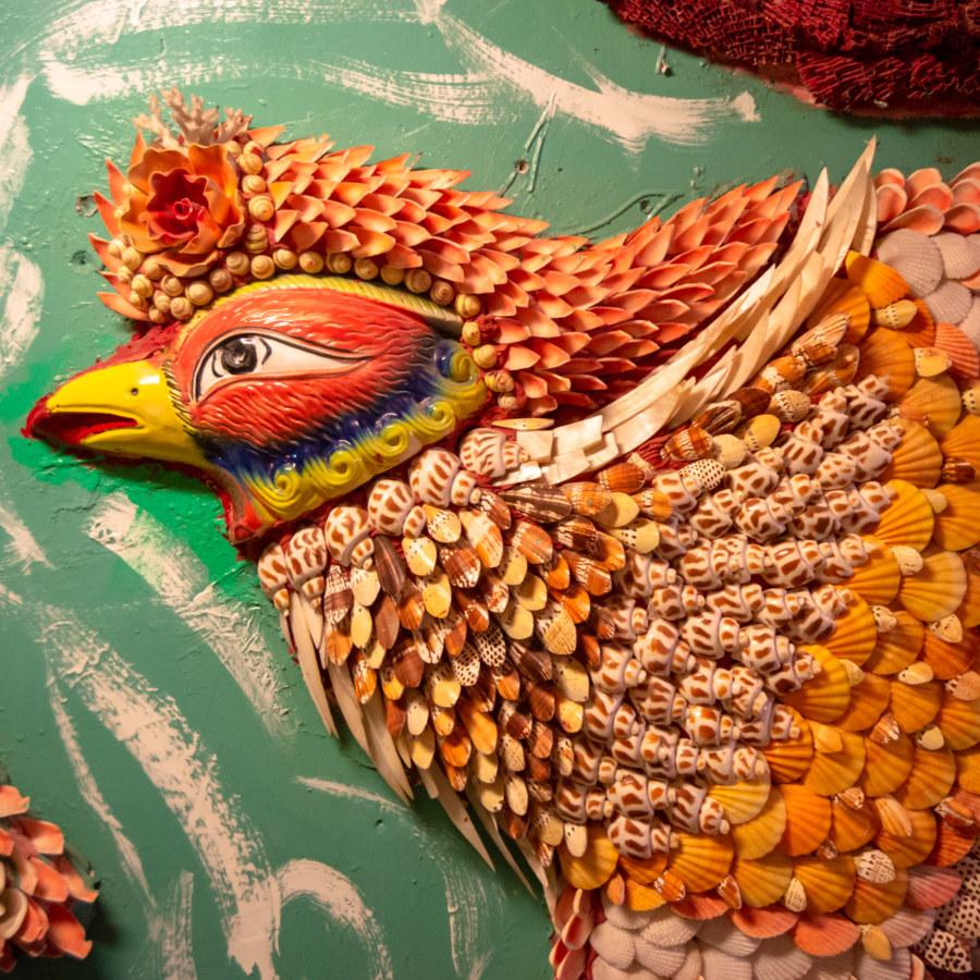 A Phoenix of Shells