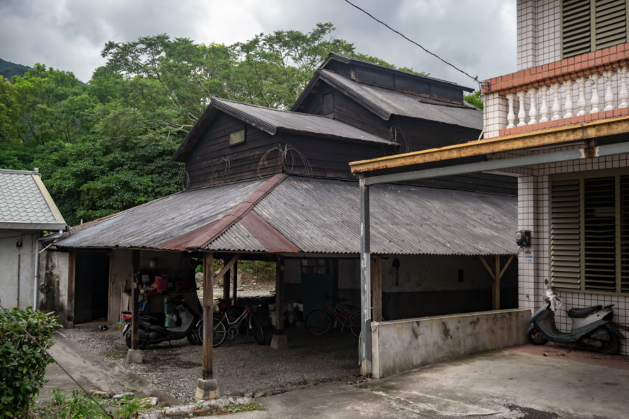 Zhong Family Tobacco Barn, Nanhua Village