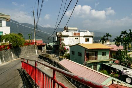 Renlun Village Street Scene