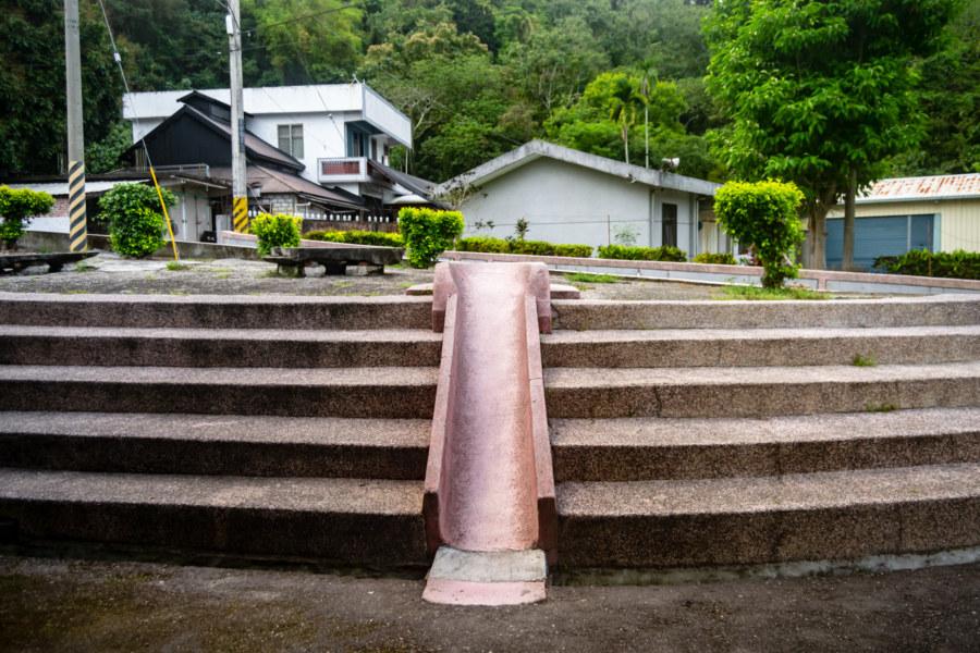 A Former Shinto Shrine in Daye