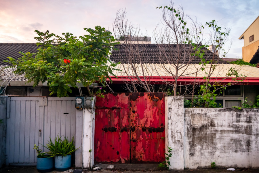 Police Dormitories in Yuanlin