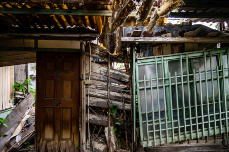 Coming Undone in Yuanlin