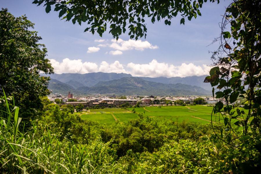 Yuli Shinto Shrine Vista