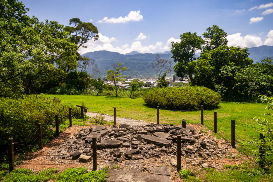 The Ruins of Yuli Shinto Shrine