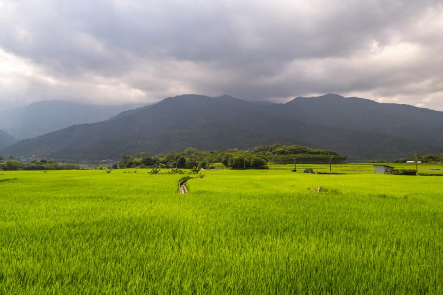 Fuli Township Valley Vista