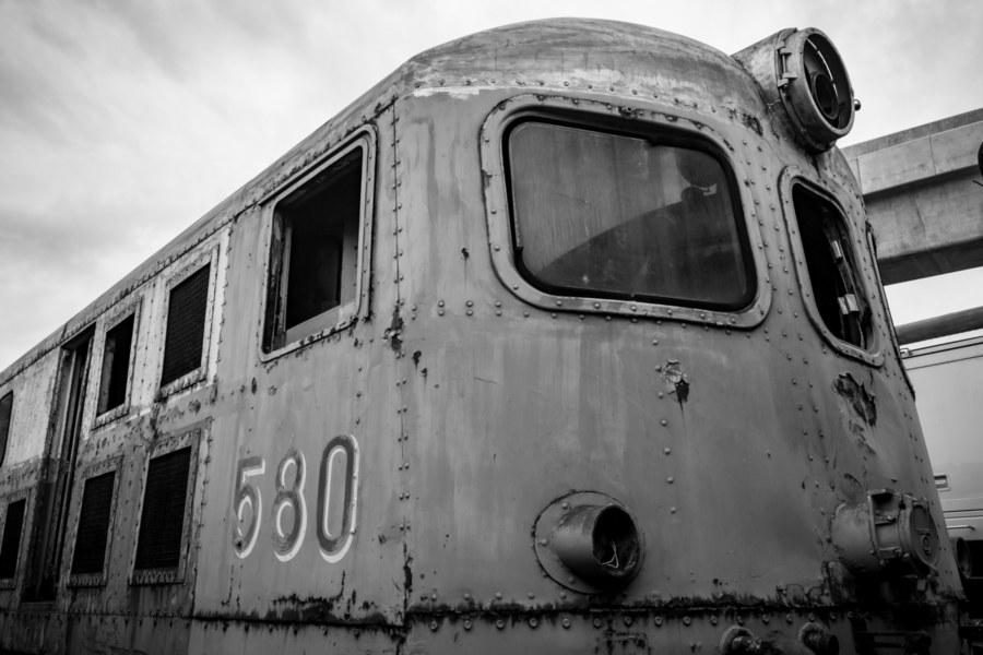 Train 580