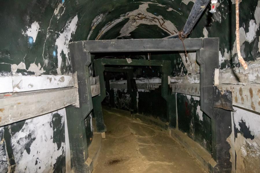 Inside Beigou Palace Museum Vault 2