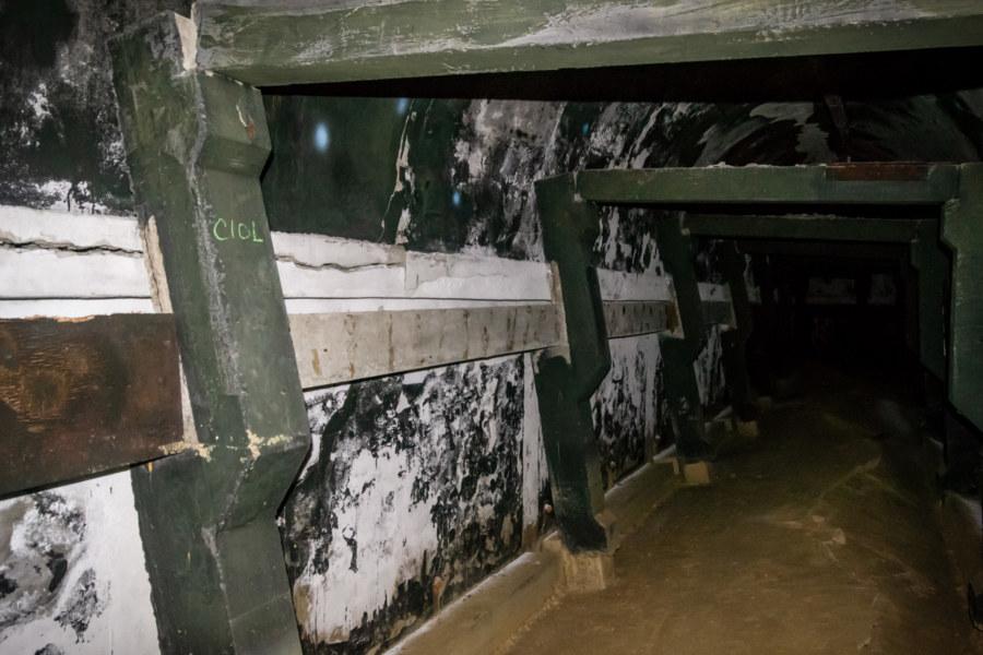 Inside Beigou Palace Museum Vault 3