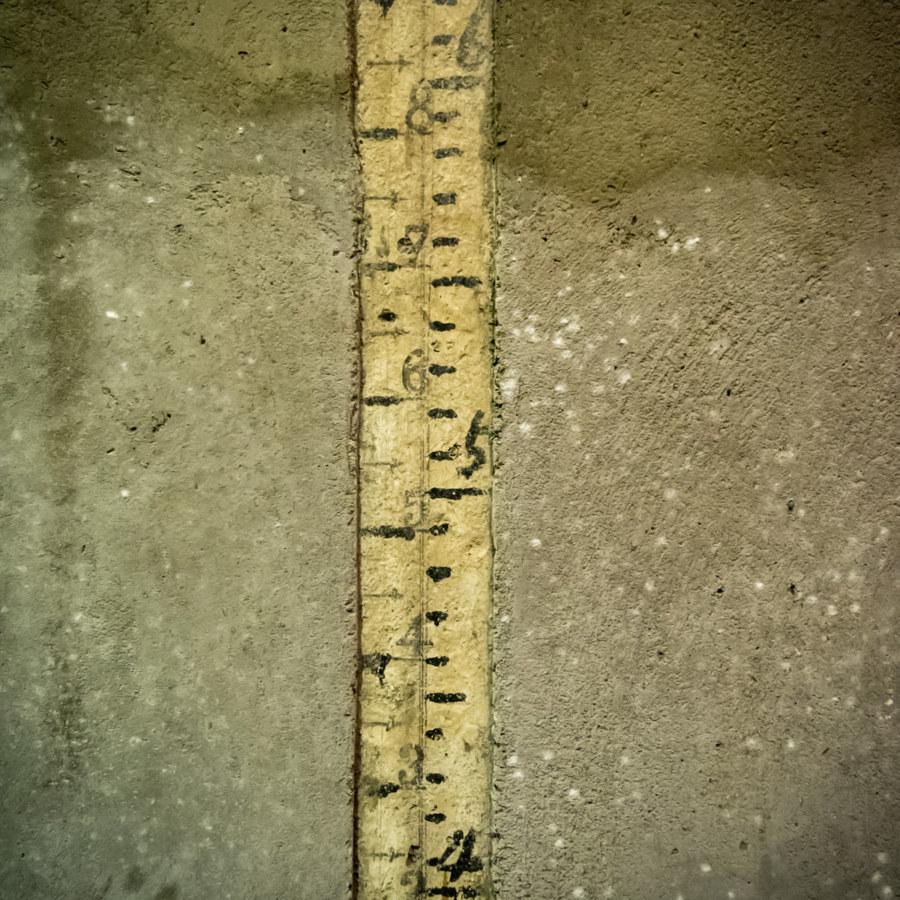 Measurements Inside Shigang Rice Barn 石岡穀倉