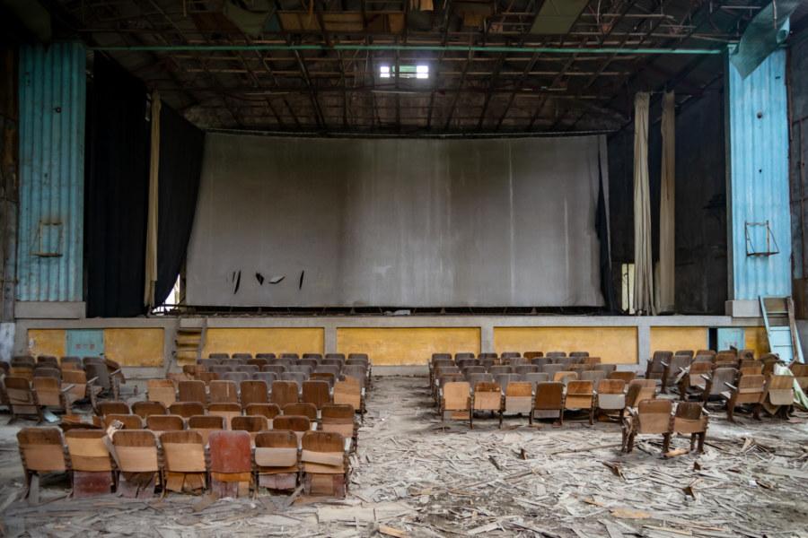 Jincheng Theater Interior