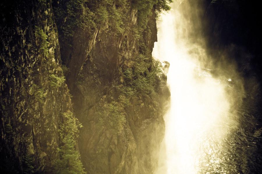 Capilano Canyon Mist