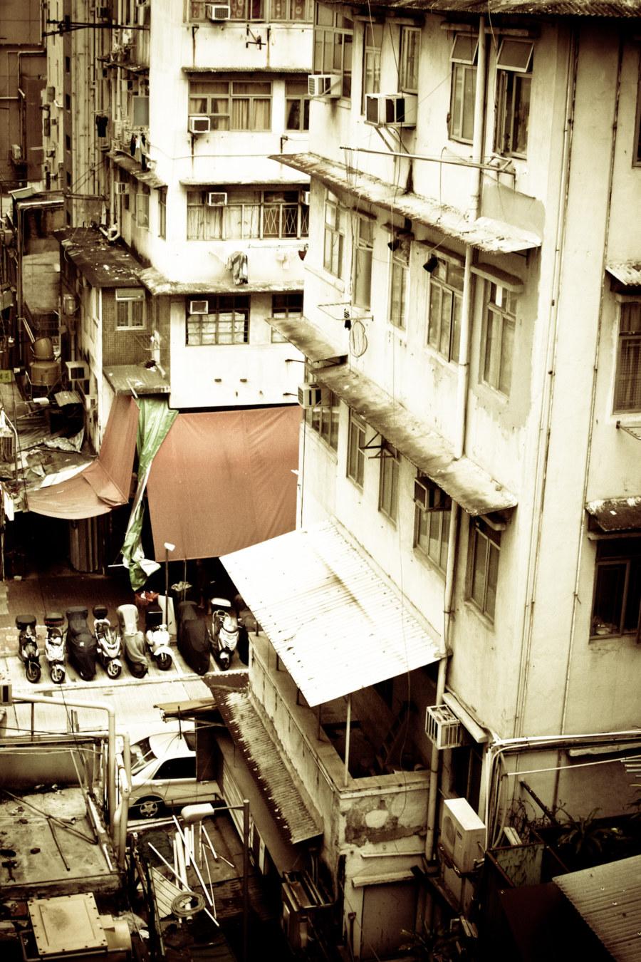 Mong Kok Apartments