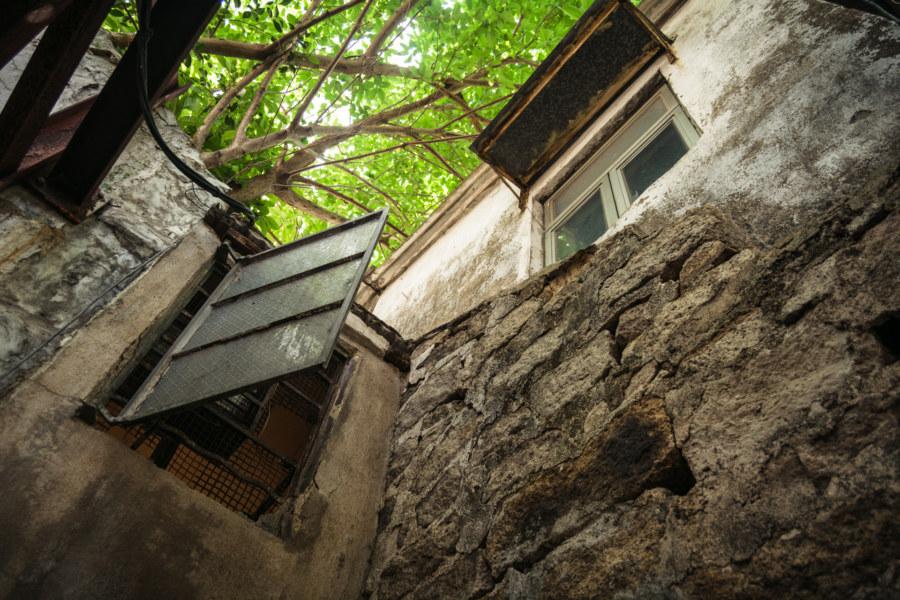 Corner lot home at Nga Tsin Wai Village 衙前圍村