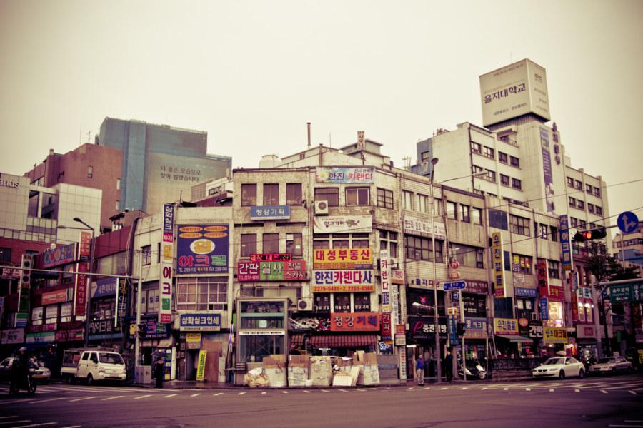 Jongno Block