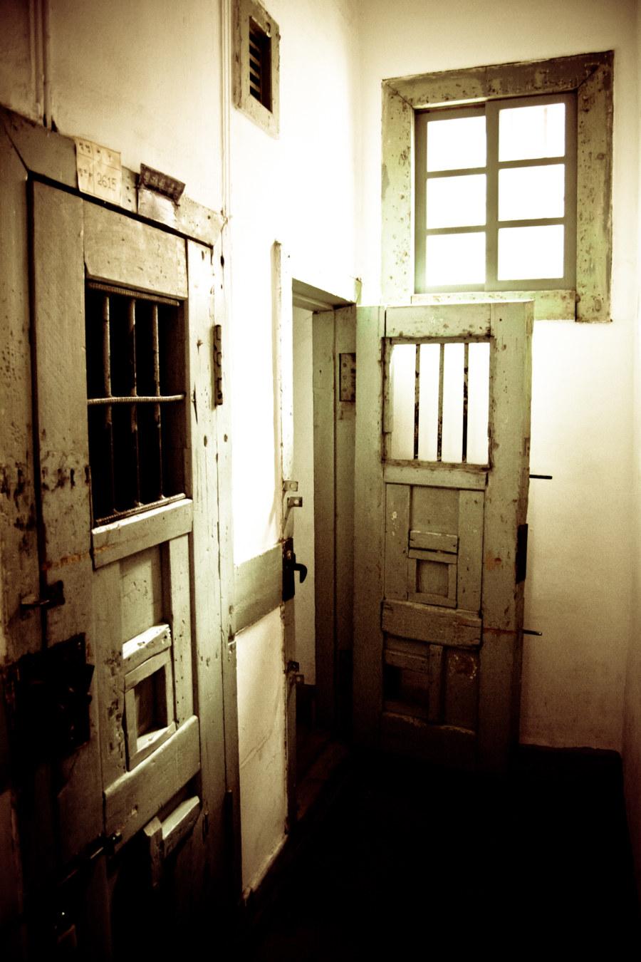 Seodaemun Prison Cells