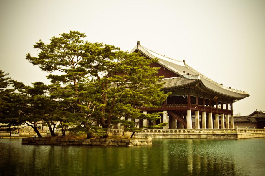 Gyeongbokgung Gardens