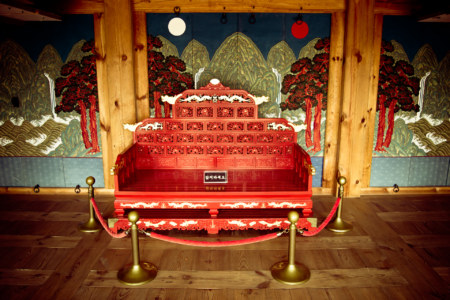Gyeongbokgung Throne Room