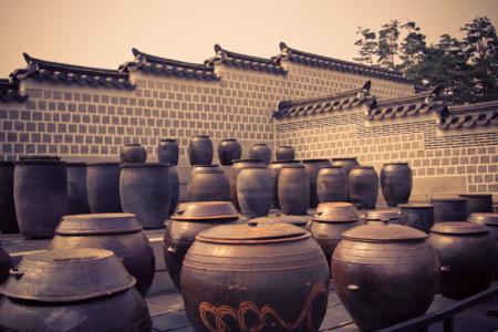 Gyeongbokgung Jar Storage