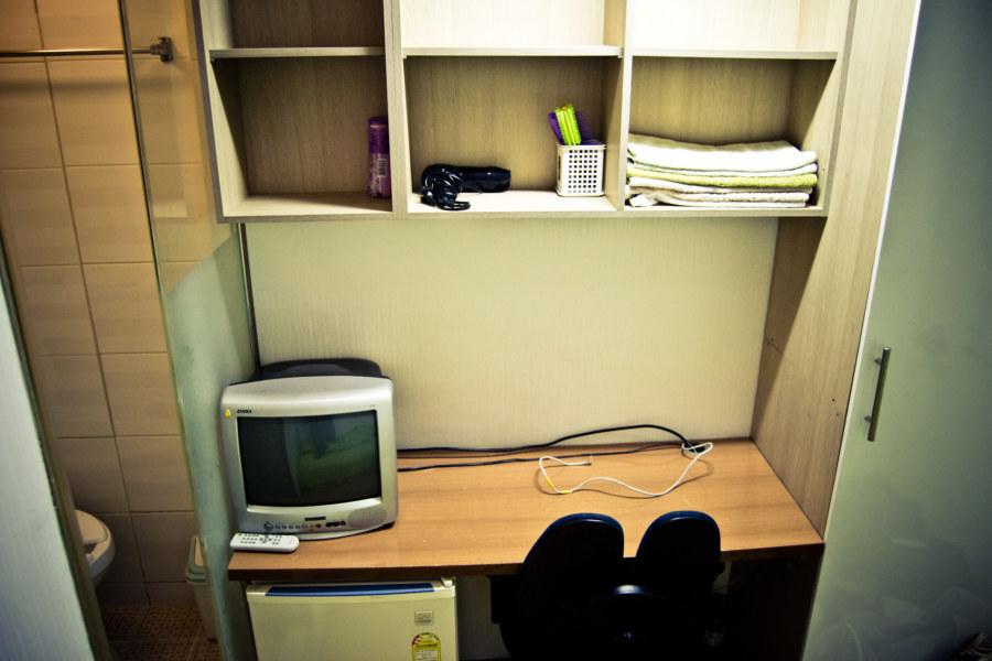 Capsule Hostel Room Shots