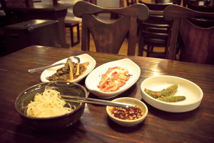 Banchan Variety