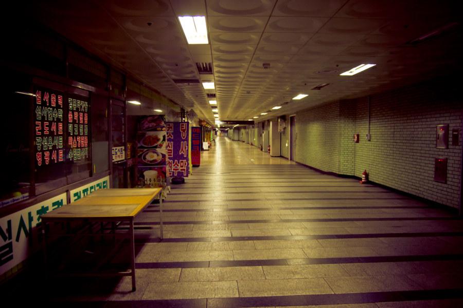 Subterranean Seoul