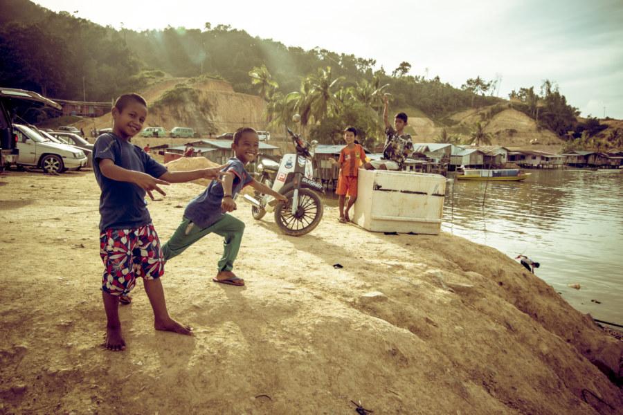 The children of Numbak