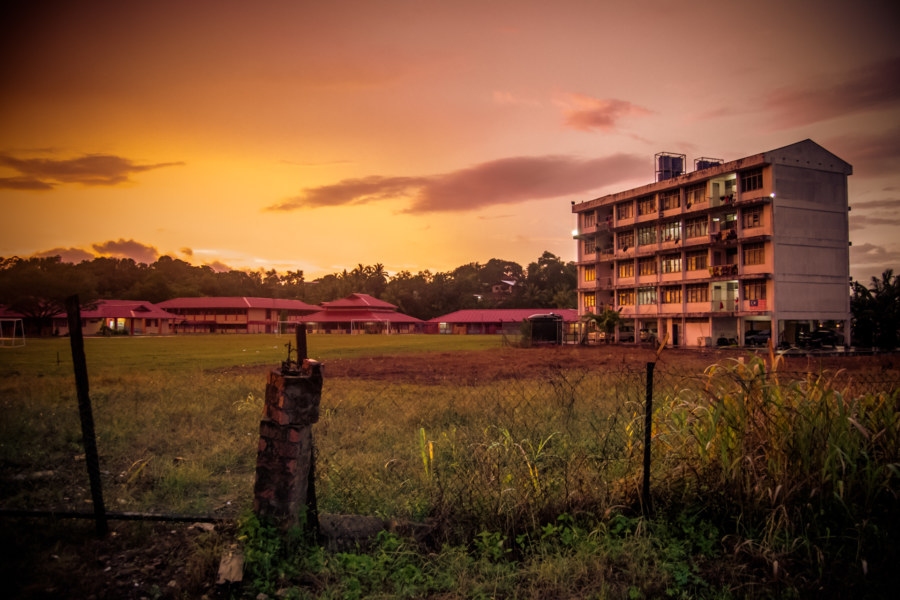 Sabahan sundown