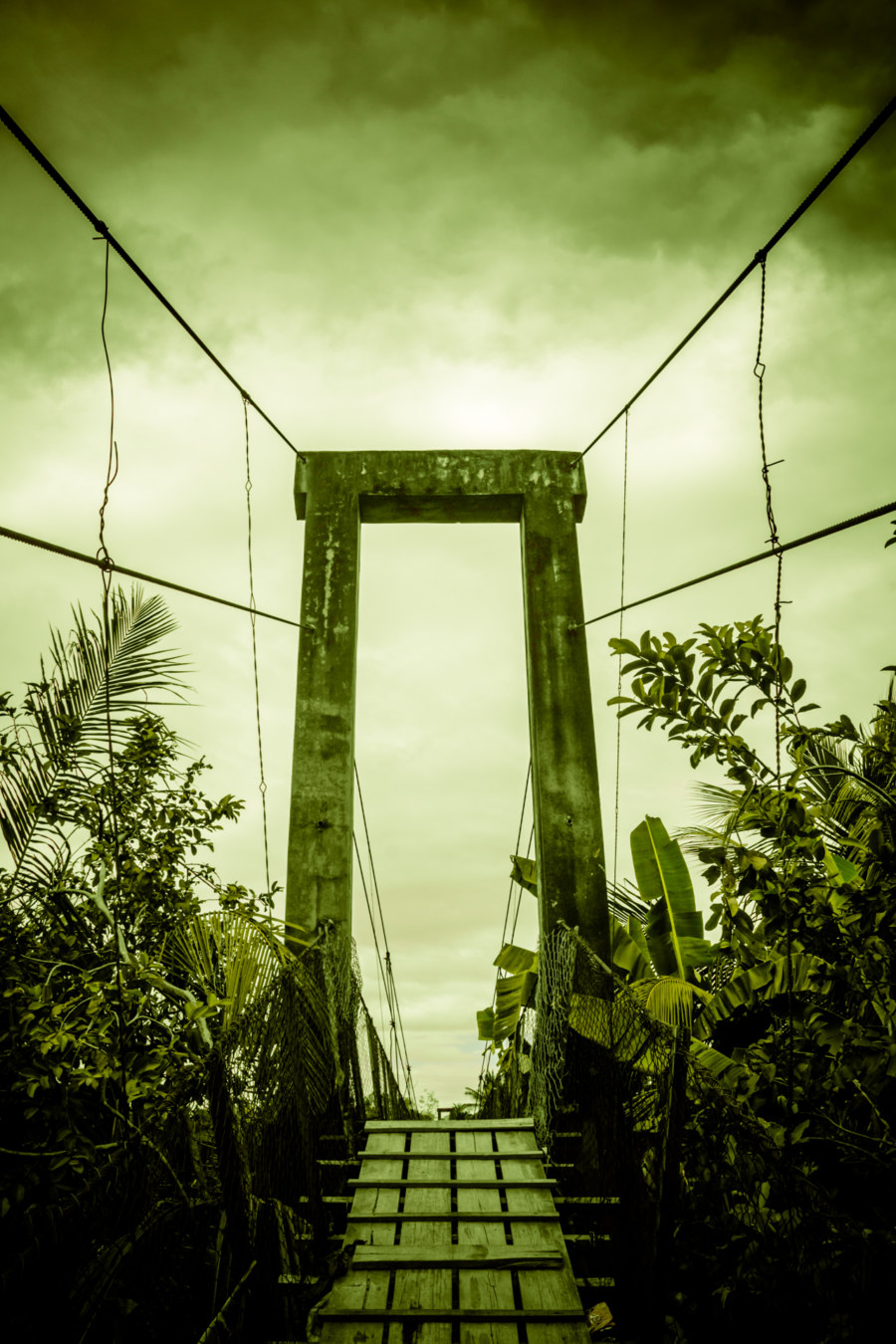 A gateway to otherworld