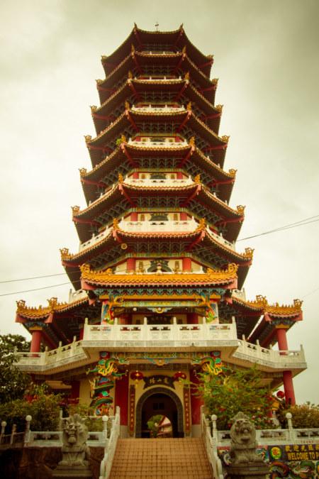 Ling San Pagoda, Tuaran