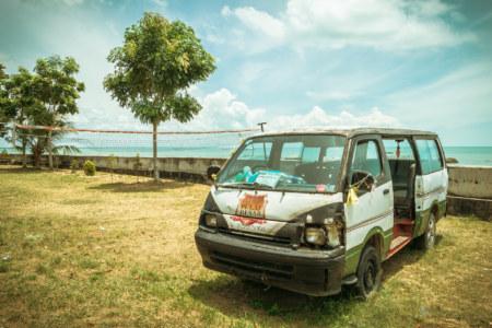 Pulau Besar taxi
