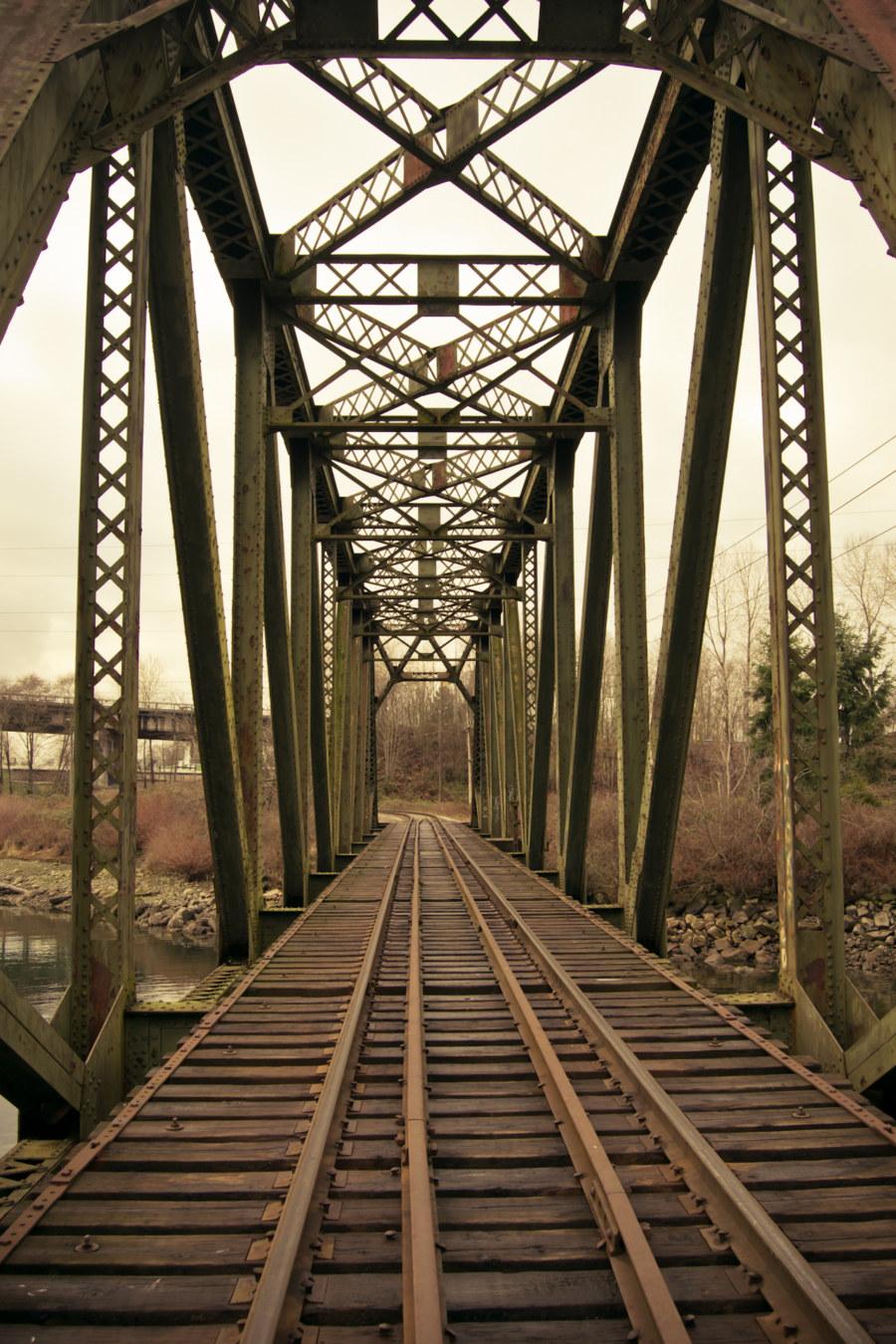 North Shore Railway Bridge