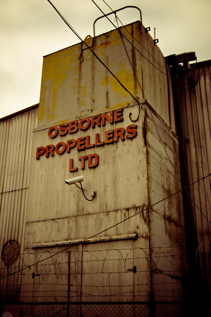 Osborne Propellers Ltd