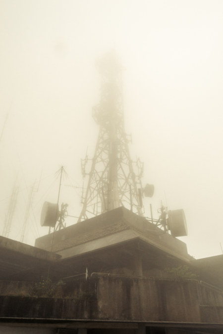 Repeater in the mist