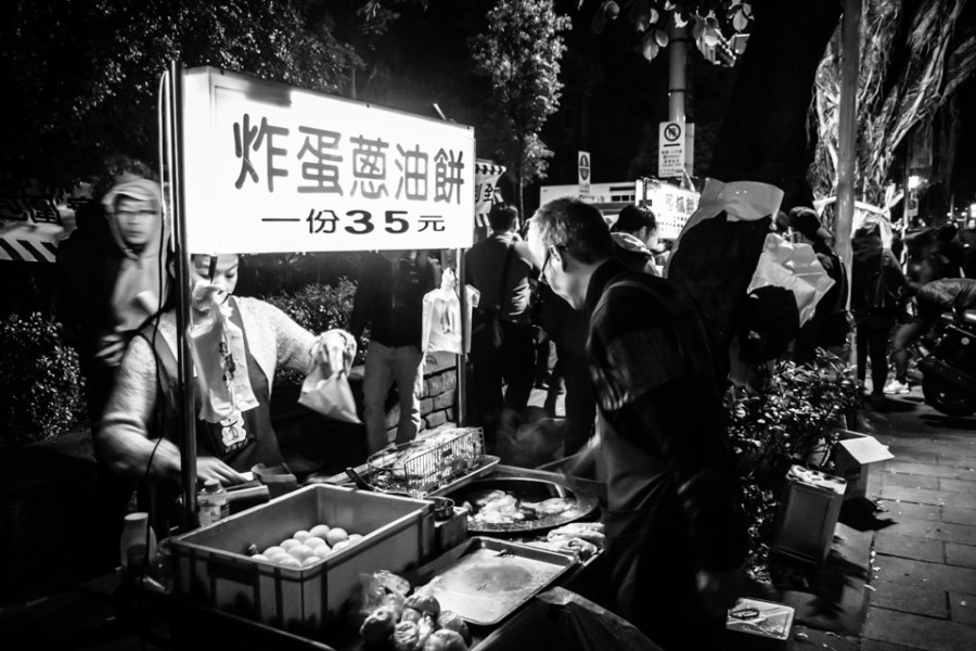 Occupation night market