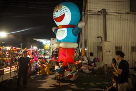 Endless fun at Jingcheng Night Market