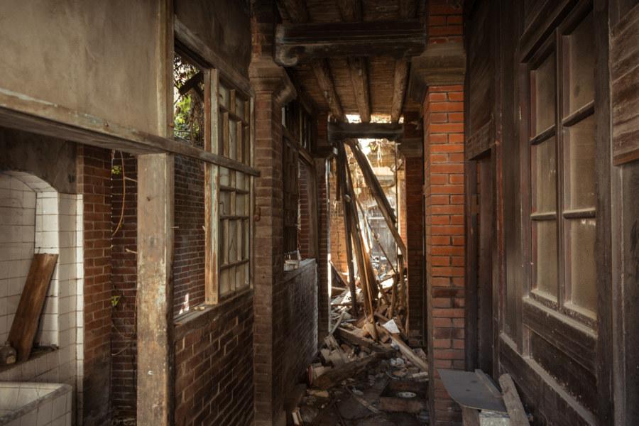 Inner passageway