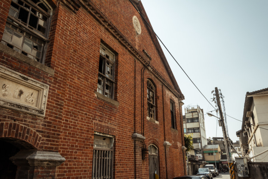 Echoes of the past in Changhua City
